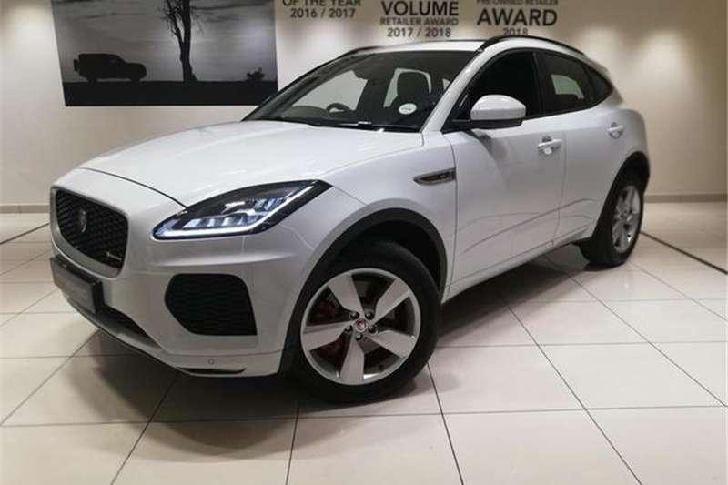 Jaguar E-Pace E PACE 2.0 SE (221KW) 2018