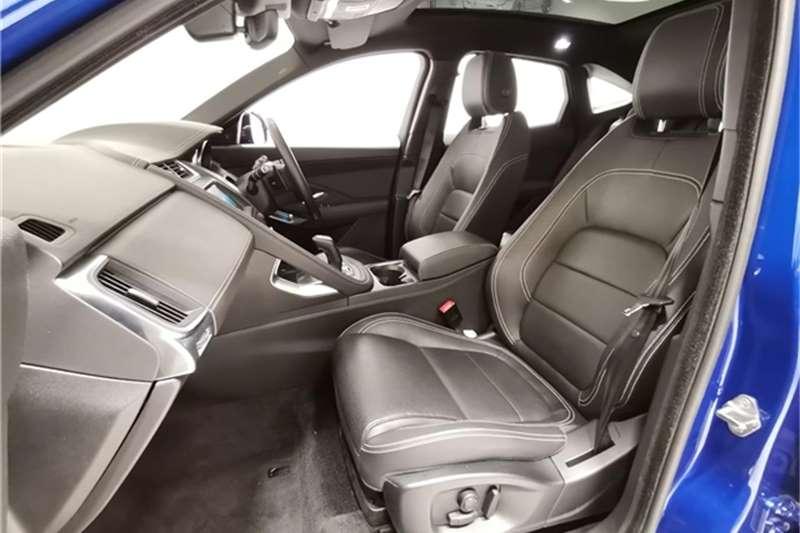 Jaguar E-Pace E PACE 2.0D (132KW) 2019