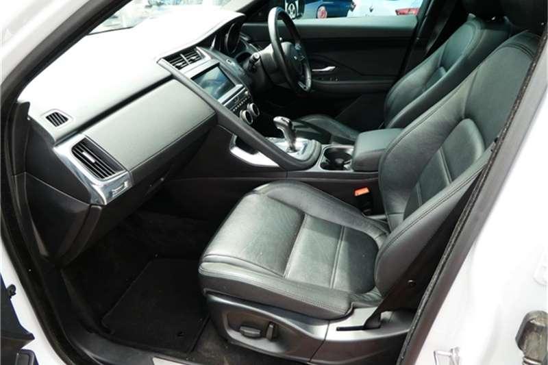 Jaguar E-Pace E PACE 2.0D S (110KW) 2018