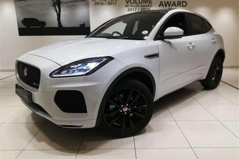 Jaguar E-Pace E PACE 2.0D S (132KW) 2019