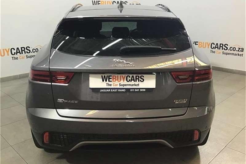 Jaguar E-Pace E PACE 2.0D SE (110KW) 2018