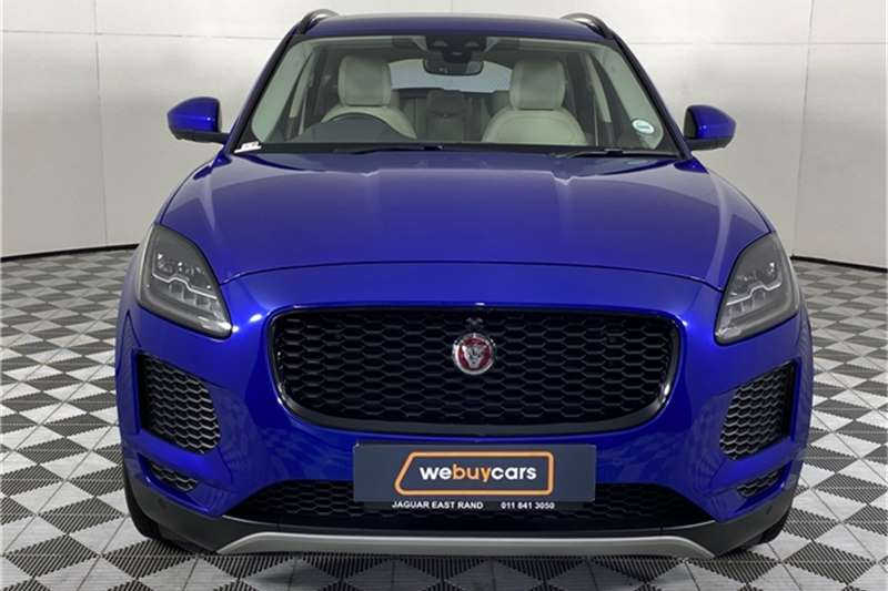 Used 2018 Jaguar E-Pace E PACE 2.0D SE (110KW)