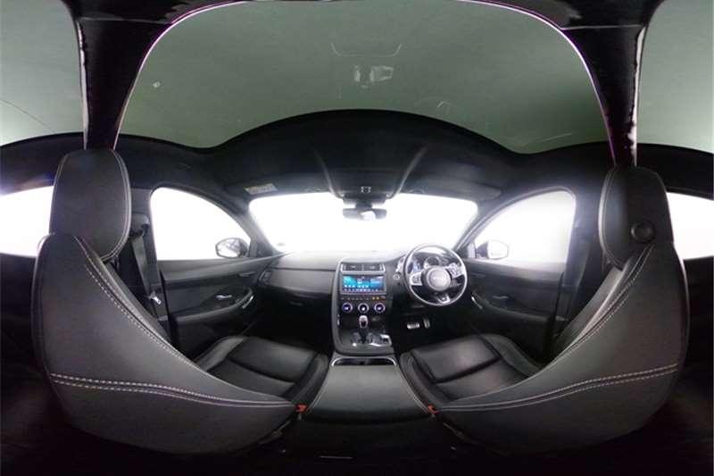 Used 2018 Jaguar E-Pace E PACE 2.0D SE (177KW)