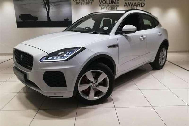 Jaguar E-Pace E PACE 2.0D SE (177KW) 2019