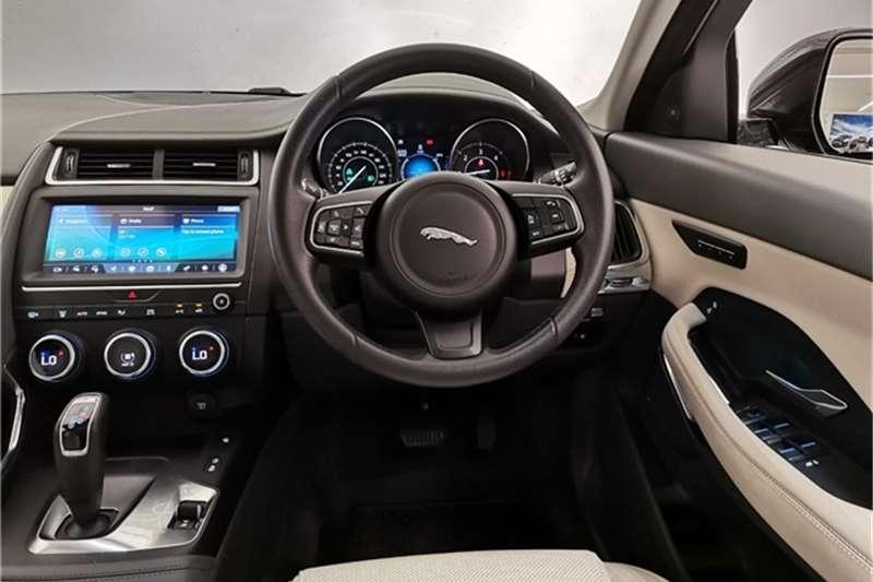 Jaguar E-Pace E PACE 2.0D SE (177KW) 2020