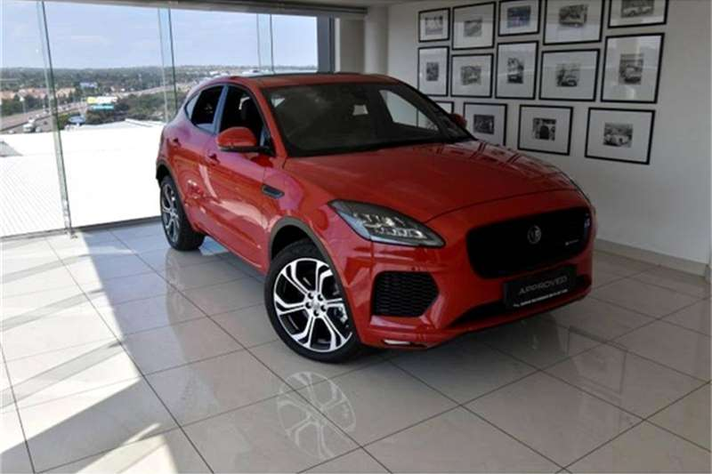 2018 Jaguar E-Pace E PACE 2.0 FIRST EDITION (183KW)