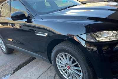 Used 2017 Jaguar F-Pace 20d AWD Pure
