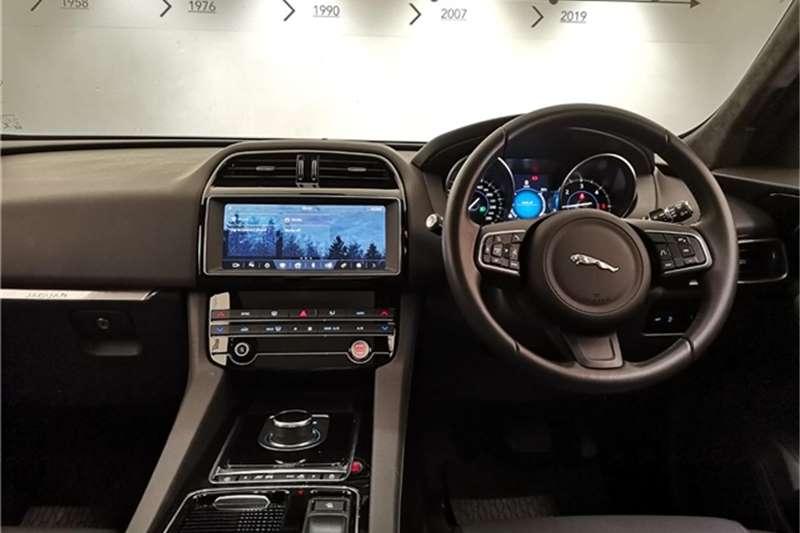 Used 2020 Jaguar F-Pace 20d AWD Pure