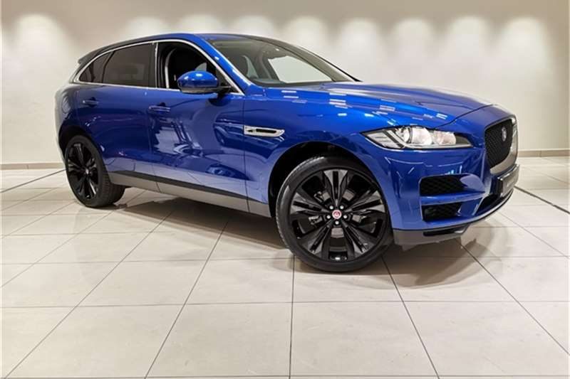 Used 2020 Jaguar F-Pace 25t AWD Pure
