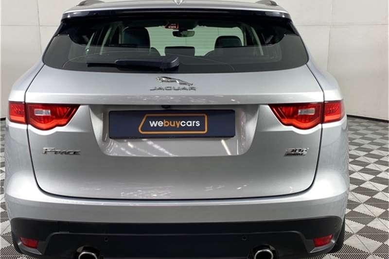 Used 2020 Jaguar F-Pace 30d AWD R Sport