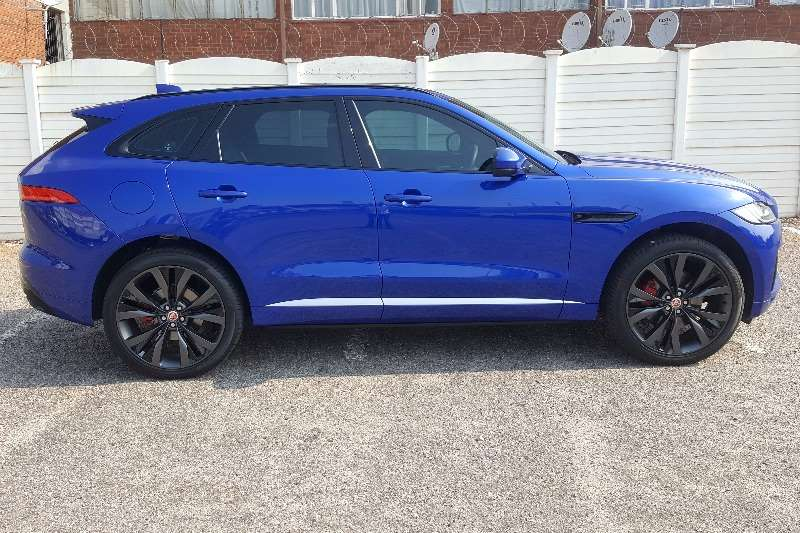 Used 2016 Jaguar F-Pace 30d AWD S First Edition