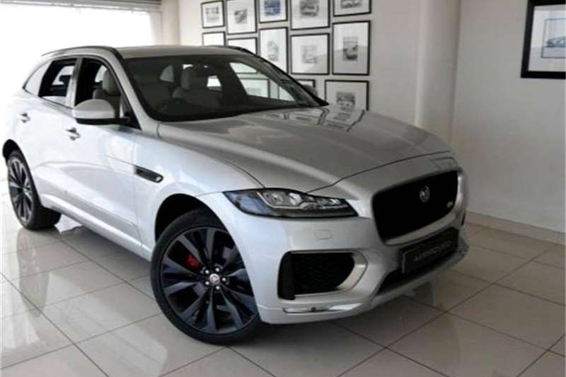 Jaguar F-Pace 35t AWD S First Edition 2017