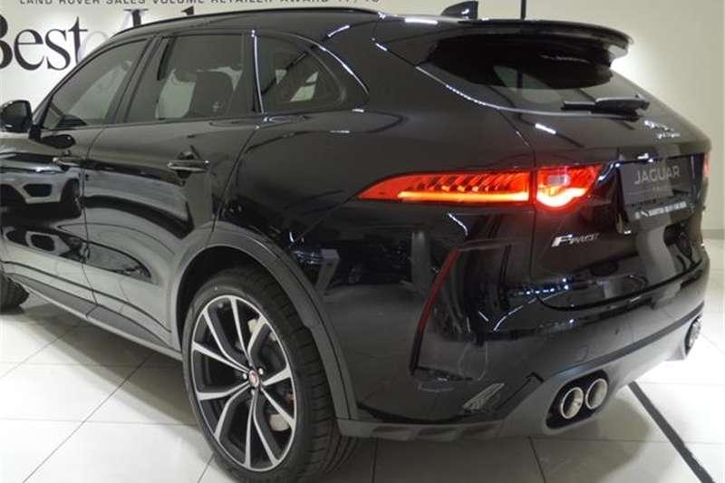 Jaguar F Pace F Pace 5 0 V8 Svr For Sale In Gauteng Auto Mart