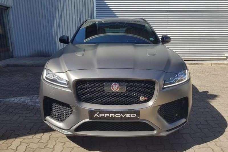 Jaguar F-Pace F PACE 5.0 V8 SVR 2019