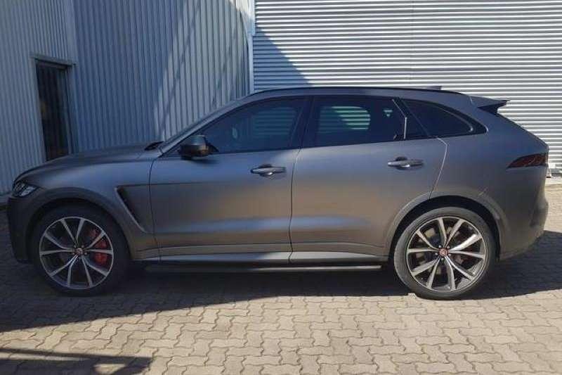 2019 Jaguar F-Pace