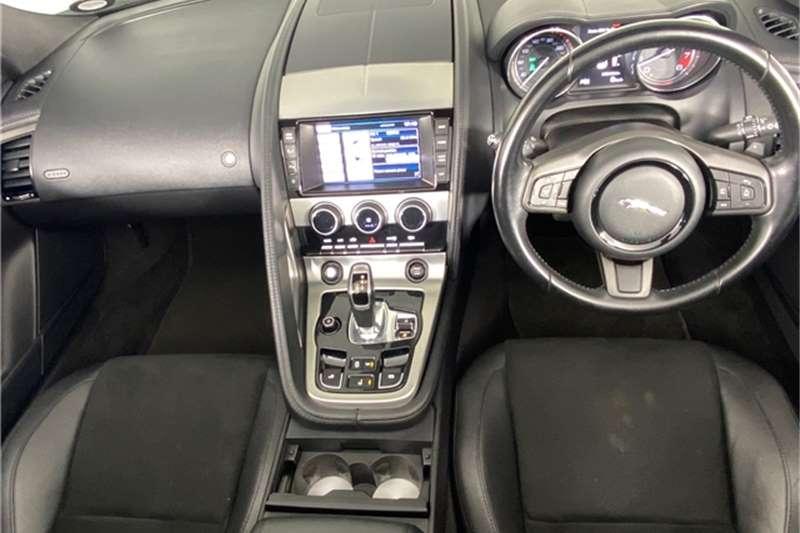 Used 2013 Jaguar F-Type convertible