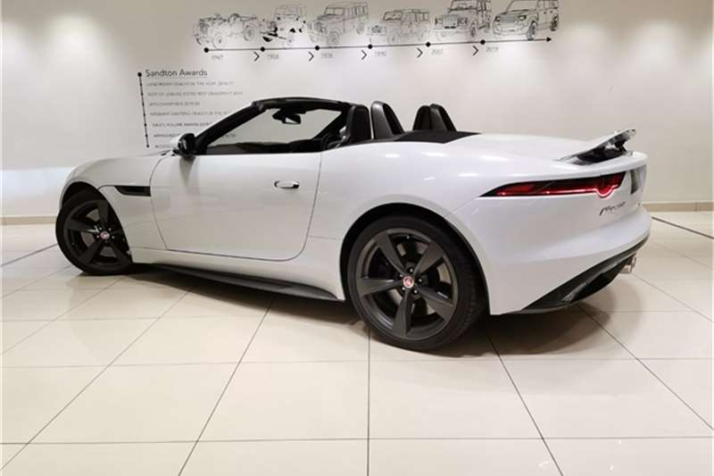 Used 2017 Jaguar F-Type convertible 294kW 400 Sport Special Edition