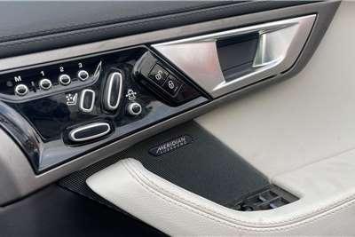 Used 2014 Jaguar F-Type Convertible F TYPE R 5.0 V8 S/C CONVERT AWD