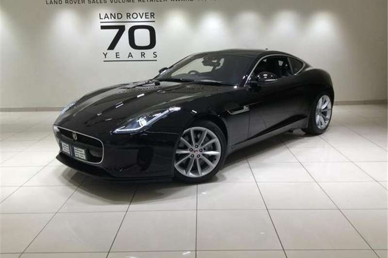 Jaguar F Type Coupe >> Jaguar F Type Coupe 221kw