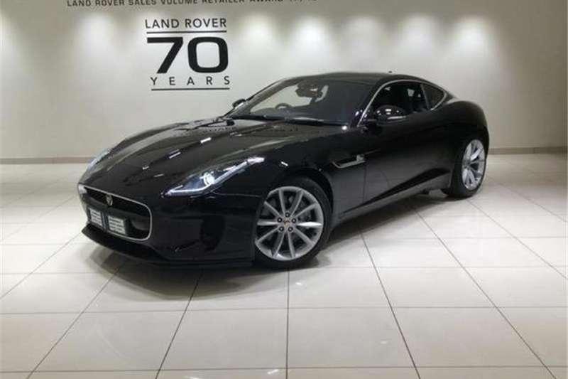 Jaguar F-Type coupe 221kW 2019