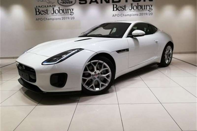 Jaguar F-Type coupe 250kW R Dynamic auto 2019