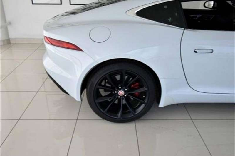 Jaguar F-Type coupe 280kW auto 2018