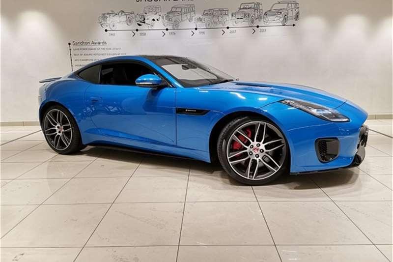 Jaguar F-Type coupe 280kW auto 2019