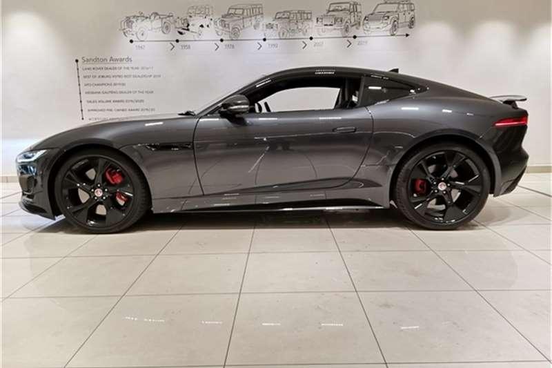 Jaguar F-Type coupe 280kW auto 2020