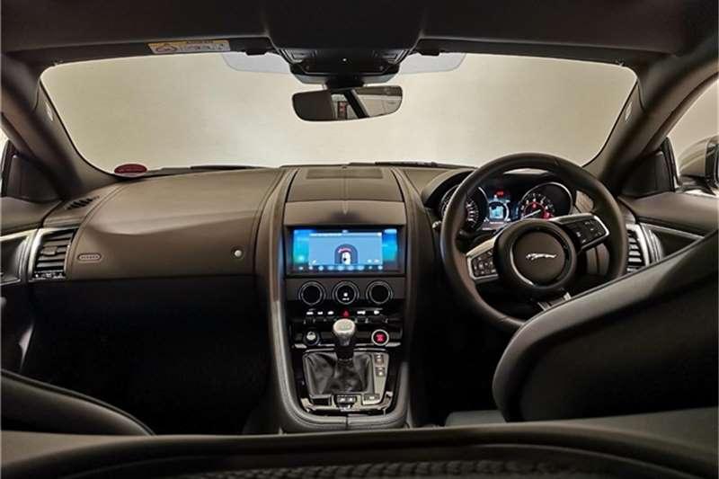 Jaguar F-Type coupe 280kW R Dynamic 2019