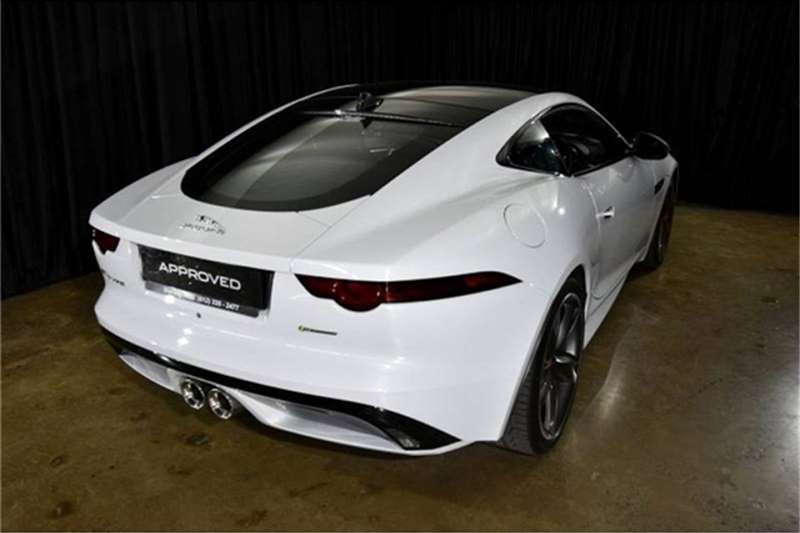 Jaguar F-Type coupe 280kW R Dynamic auto 2018