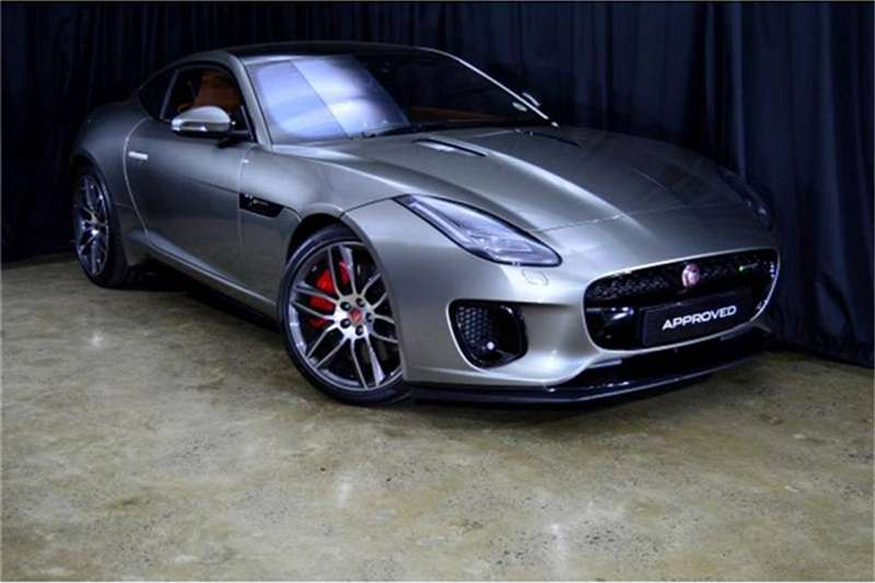 Jaguar F-Type coupe 280kW R Dynamic auto 2019