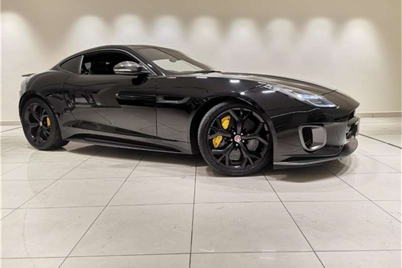 2017 Jaguar F-Type F-Type coupe 294kW 400 Sport Special Edition