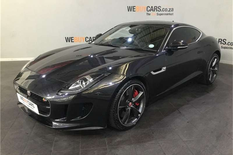 2014 Jaguar F-Type S coupe
