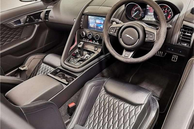 Jaguar F-Type Project 7 2016