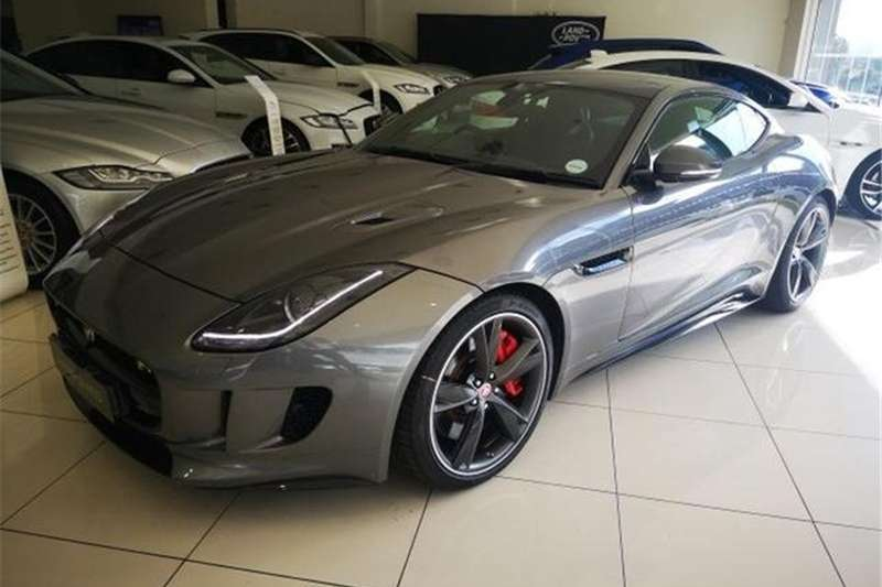 Jaguar F-Type R coupe AWD 2018