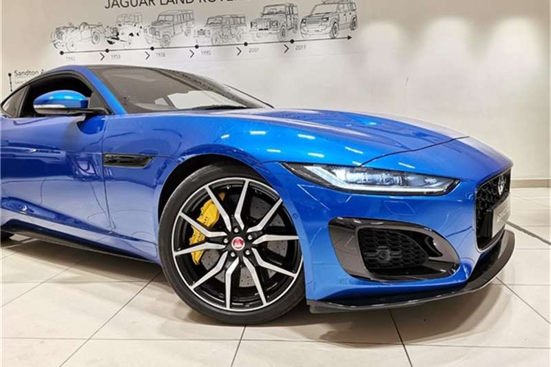 Used 2020 Jaguar F-Type R coupe AWD