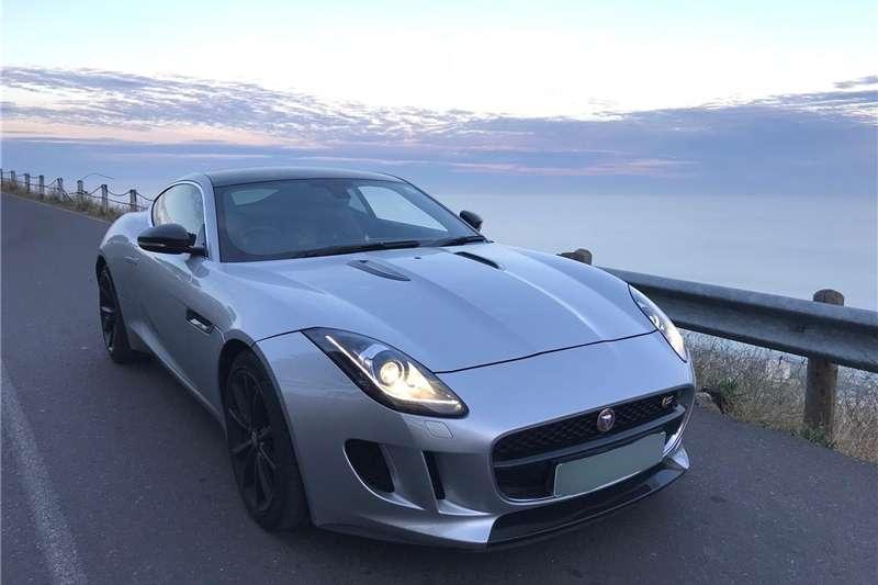 Jaguar F-Type S coupe 2014