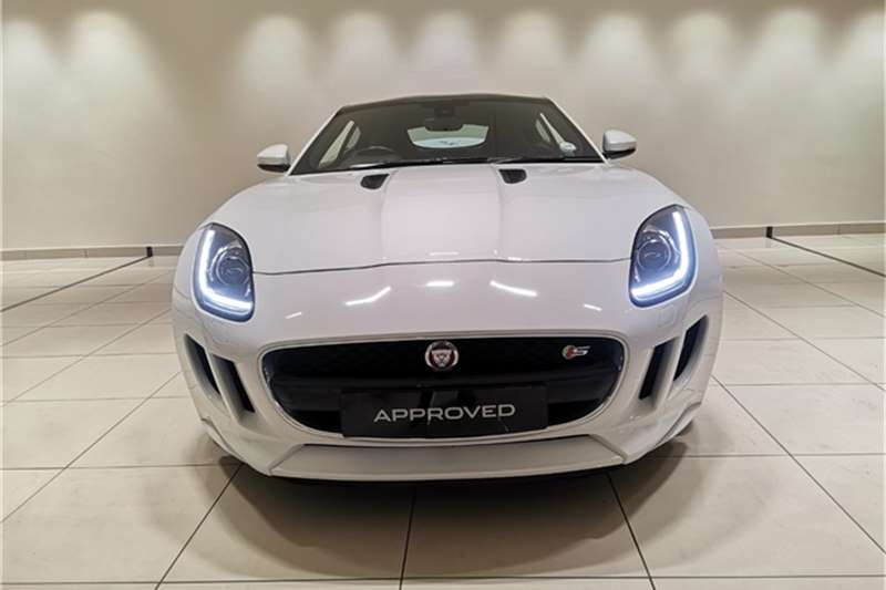 Used 2014 Jaguar F-Type S coupe