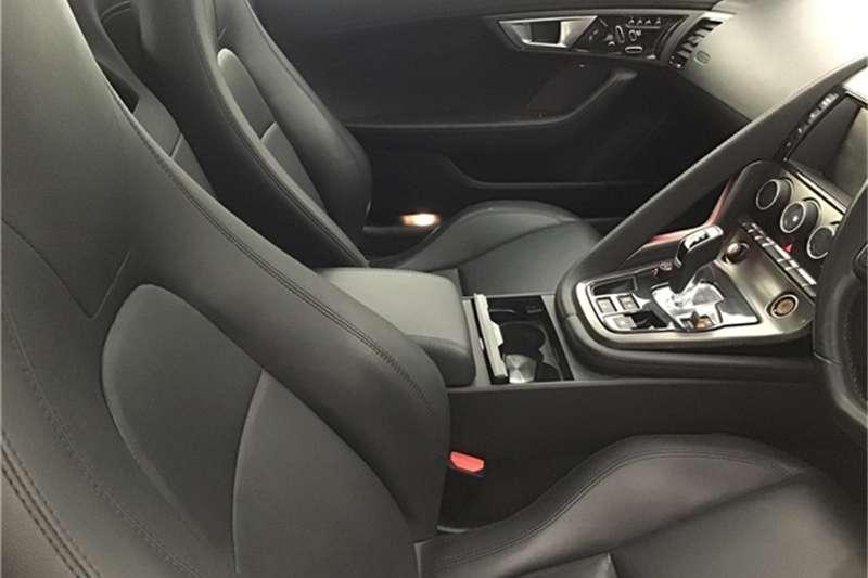 Jaguar F-Type S coupe 2015