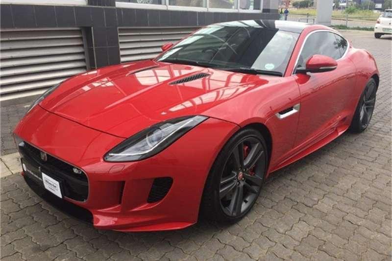 Jaguar F-Type S coupe British Design Edition 2016
