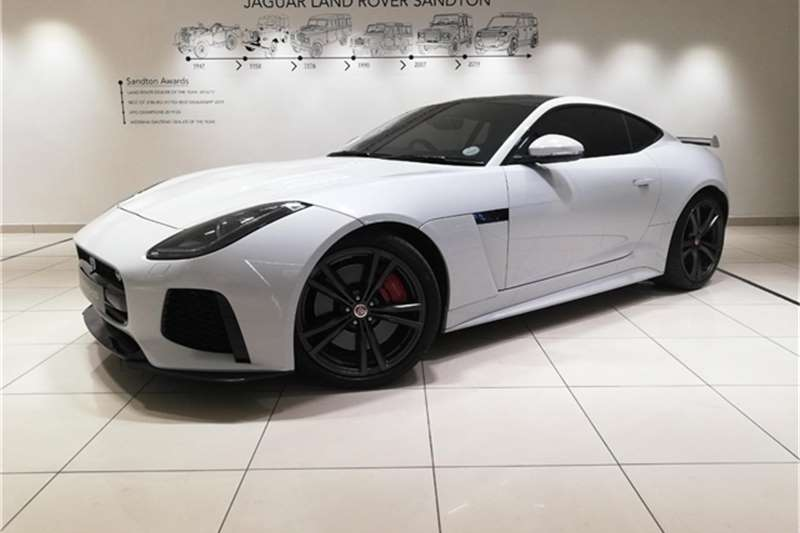 Jaguar F-Type SVR coupe AWD 2018