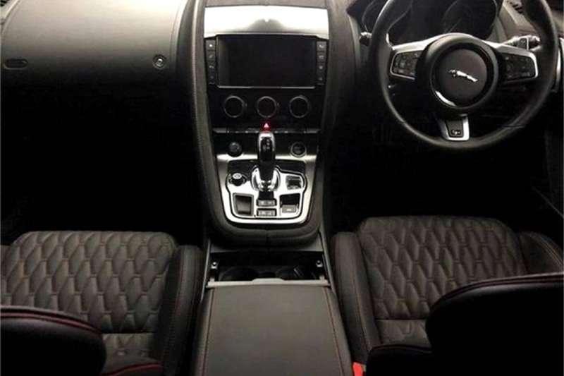 Jaguar F-Type SVR coupe AWD 2019