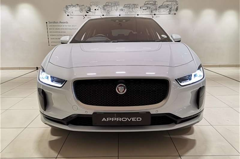 Used 2019 Jaguar I-Pace I PACE SE 90KWh (294KW)