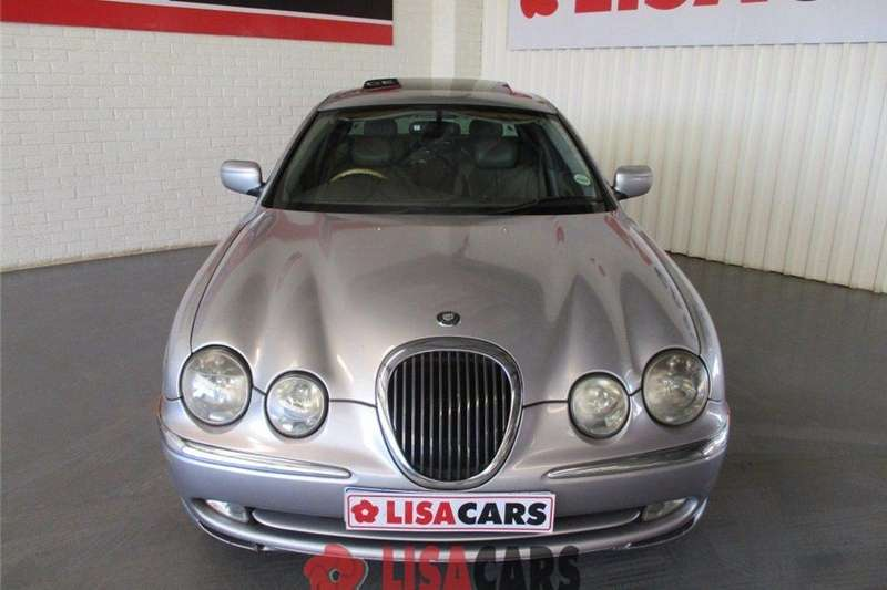 Jaguar S-Type 2002