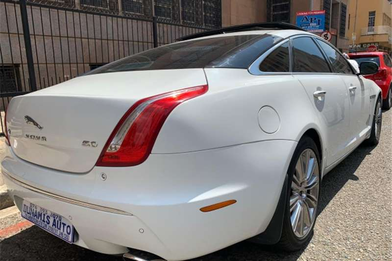 Jaguar S-Type 5.0 v8 2012