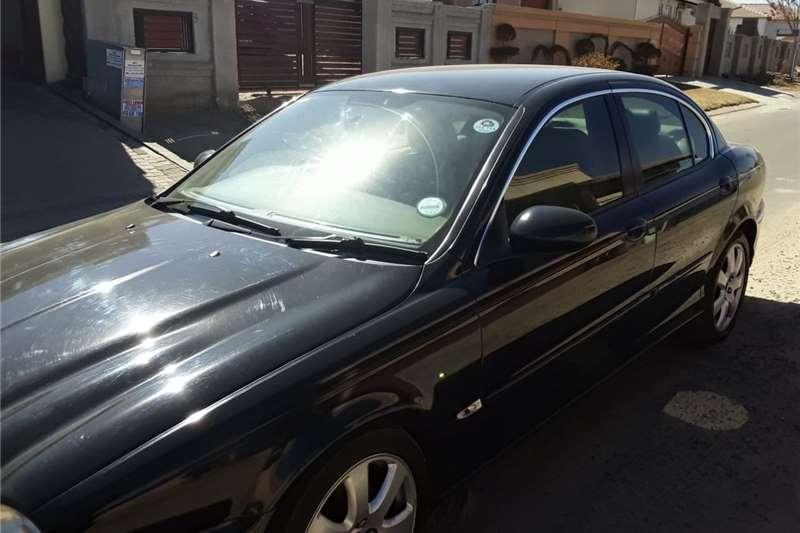 Jaguar X-Type 2.0 V6 SE 2004