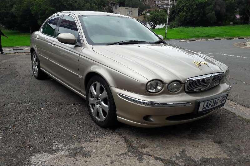 Jaguar X-Type 2.0 V6 SE automatic 2005