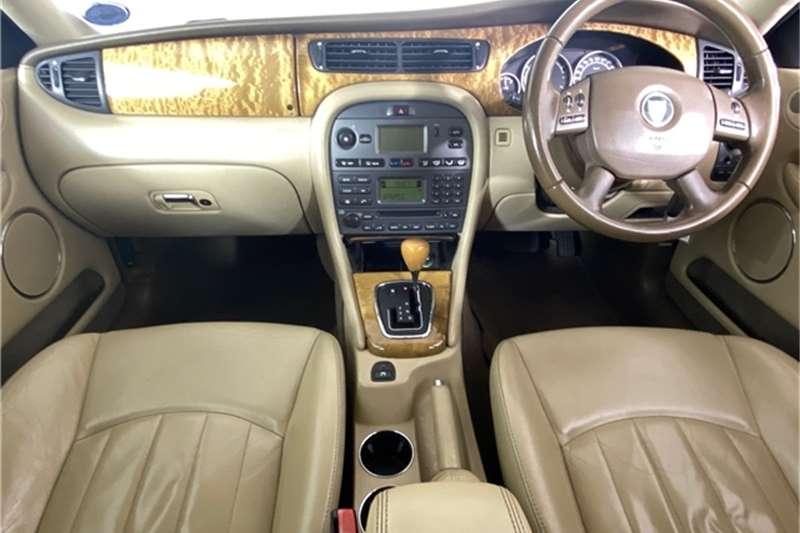 2005 Jaguar X-Type X-Type 2.0 V6 SE automatic