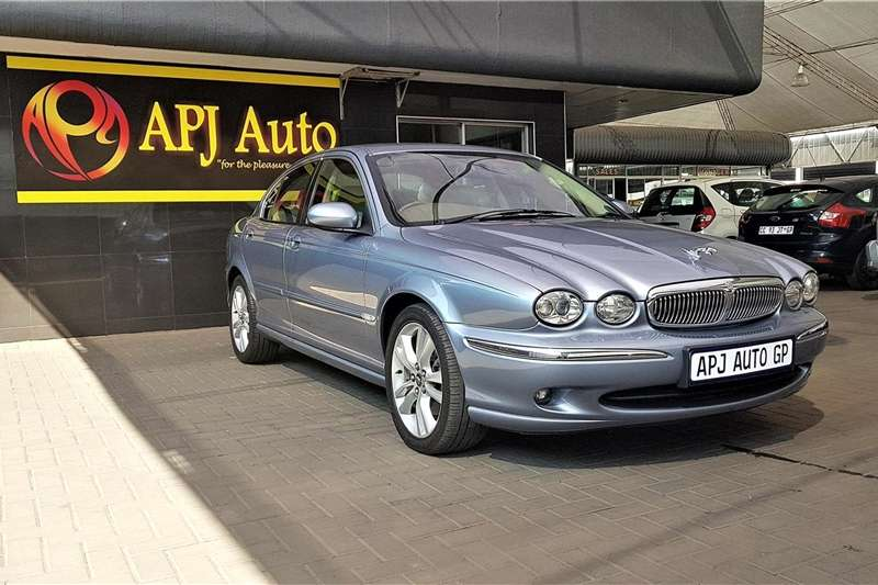 Jaguar X-Type 2.0 V6 SE automatic 2007