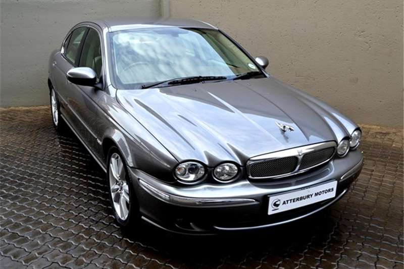 Jaguar X-Type 2.2D SE 2008